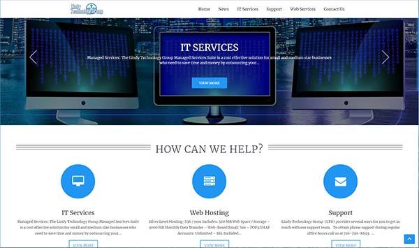 November 2017 new website