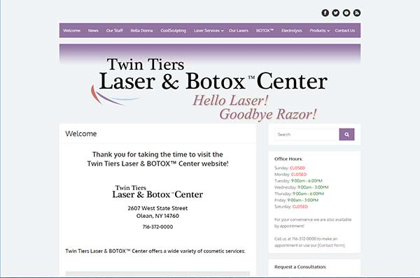 Twin Tiers Laser and BOTOX Center